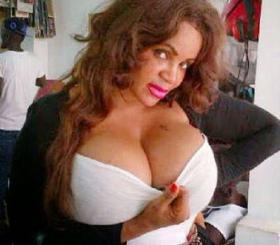 Boobilicious Nollywood Actress Cossy Orjiakor Reveals That Music is her First Love