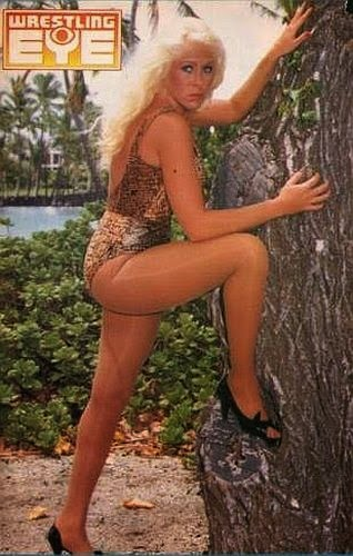 Womens Pro Wrestling - Debbie Combs