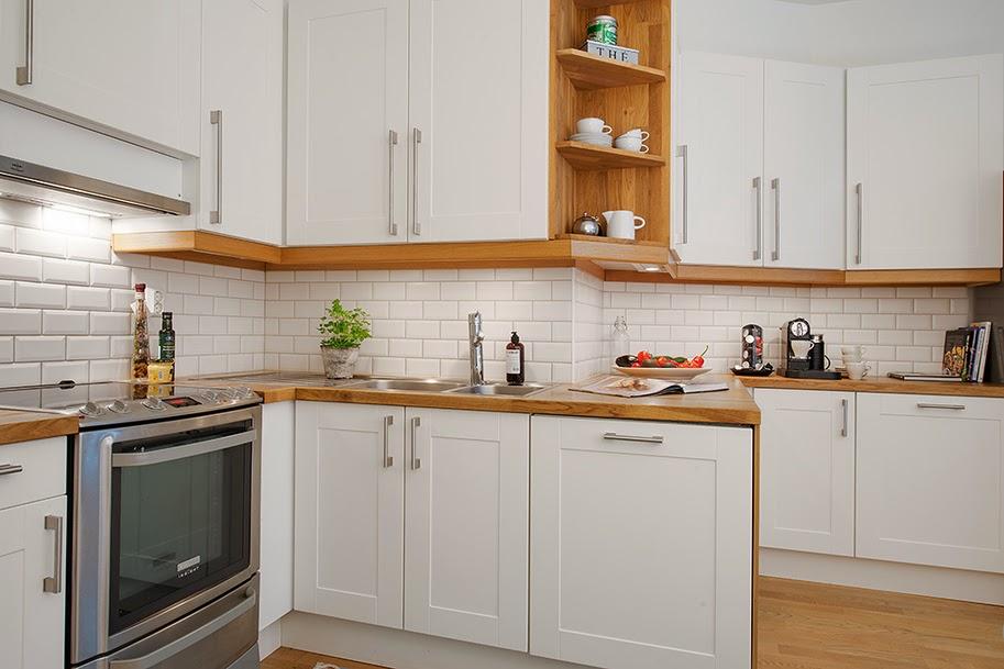 amenajari, interioare, decoratiuni, decor, design interior, apartament 3 camere, stil scandinav, bucatarie