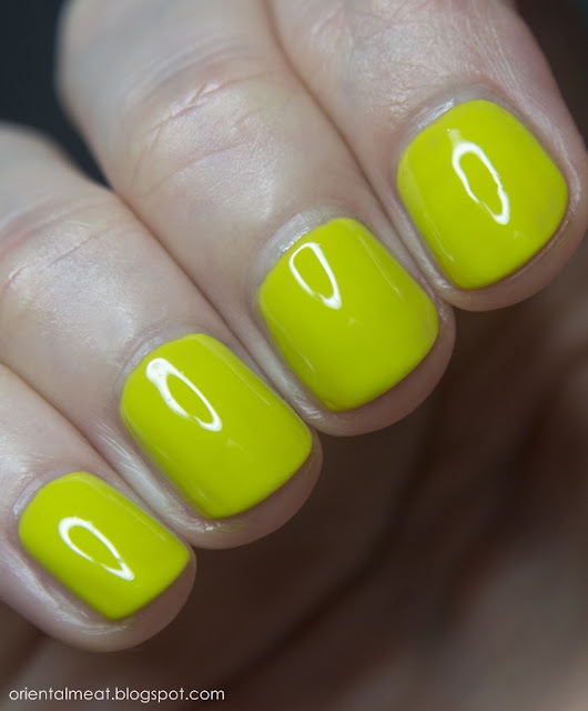 China Glaze-Trip of a lime