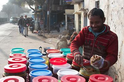 Delhi achaar maker