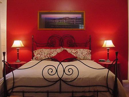 Hogares Frescos Decora Tu Habitaci N Con Colores Rojos Y Negros
