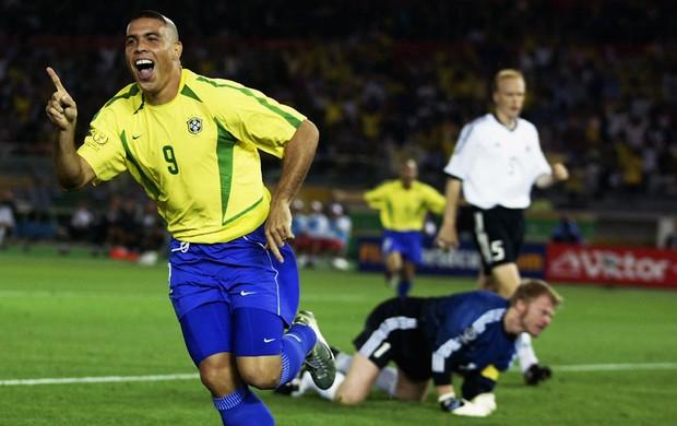 Brasil X Alemanha 2002