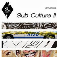 Fasim en la colectiva, Subculture II, SC Gallery, Dic 2011