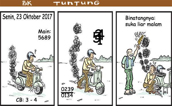 Prediksi Gambar Pak Tuntung Senin 23 10 2017