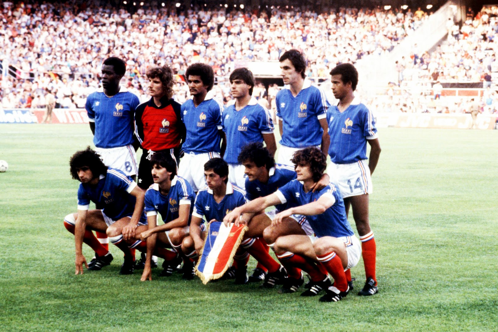 France allemagne 1982 the vintage football club - Coupe du monde france allemagne 1982 ...