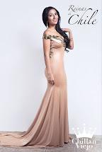 Marisol Vargas Sepúlveda - Miss Chillán Viejo en certamen de belleza Reinas de Chile 2017