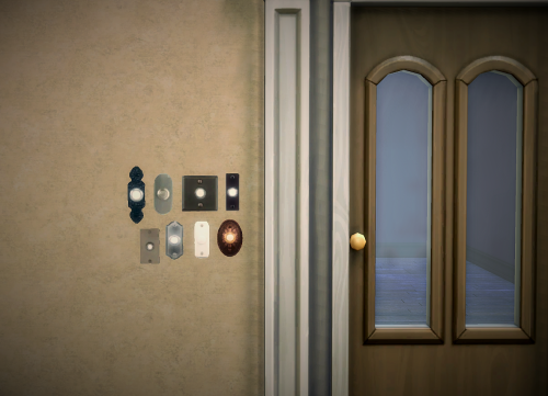My Sims 4 Blog Kitchen Clutter Decorative Doorbells And