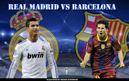 O maior duelo da história do futebol moderno - CR7 vs Messi