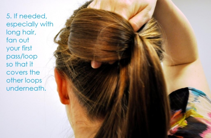 Honey buy diy wedding hairstyle bow bun updo
