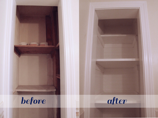 bathroom closet ideas. Bathroom Closet Makeover Beautifully Contained
