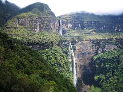 Cachoeira Gocta – Peru