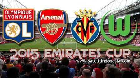 siaran langsung emirates cup 2015 di tv