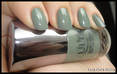 ulta nail polish army of 1 swatch