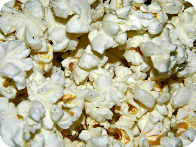 Freshly Popped Salt Black Pepper Popcorn