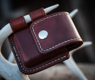 custom leather kydex leatherman maglite gerber sog