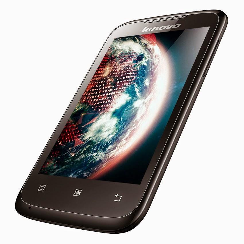 Harga dan Spesifikasi Lenovo A369i 2015 - Smartphone android dibawah 1 juta
