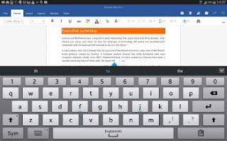 تطبيق Microsoft Word للتليفون