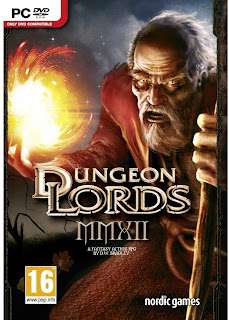 Download - Jogo Dungeon Lords MMXII - RELOADED PC (2012)