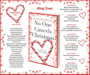 Blog Tour: No One Cancels Christmas