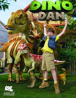 Dino Dan  2010 big poster Download   Dinodan Ep. 20 : Dino Bebedouro / Dino Dança   HDTV