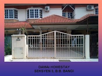 Homestay in Bangi