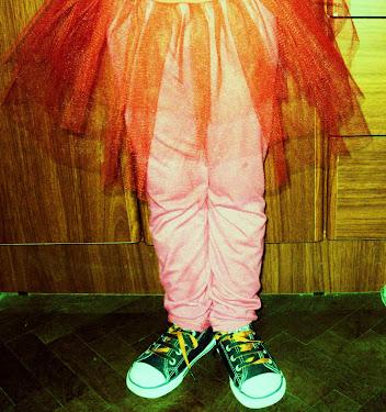 Piecitos bailarines que me llenan de Luz!!!