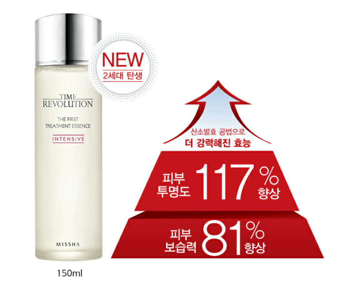 the essence of a revolution Missha philippines do not use the missha time revolution borabit ampoule if you have acne-prone skin the essence was fine but the ampoule wasn't.