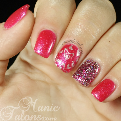 Valentine's Day Nail Art with Kiara Sky