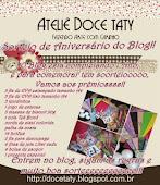 SORTEIO ATELIÊ DOCE TATY