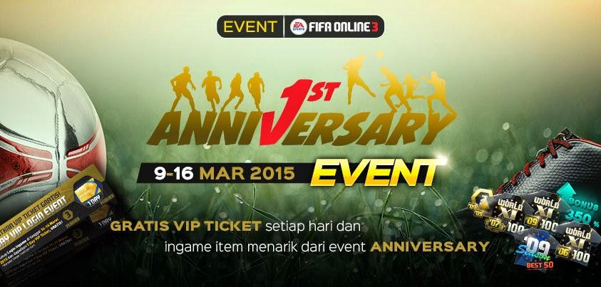 Special Event Ulang Tahun Pertama FO3ID (1st Anniversary)