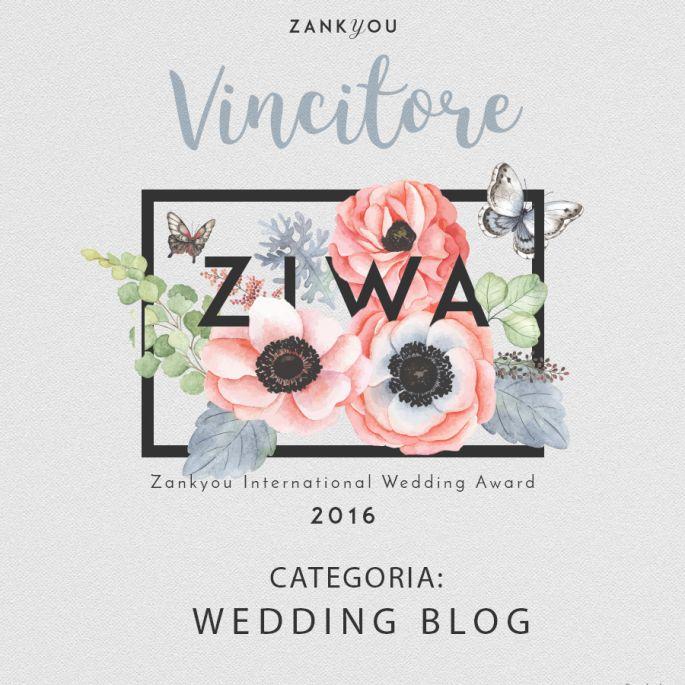 International Wedding Award by Zankyou