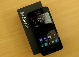Asus Zenfone 4 Bootloop? Flashing Tanpa PC Work!