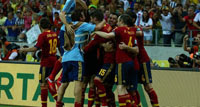 Video Gol Spanyol vs Italia 28 Juni 2013