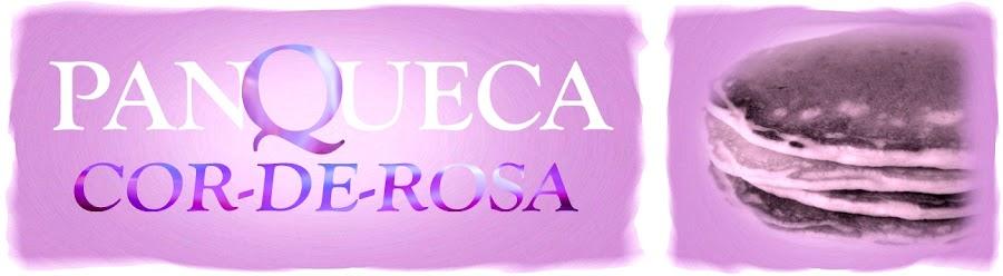 Panqueca Cor-de-Rosa