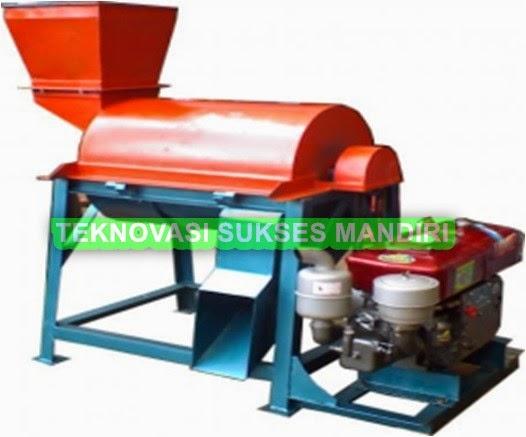 mesin untuk mencacah bahan-bahan pupuk organik -mesin APPO