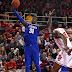Angel Delgado 9 puntos y 13 rebotes en derrota Seton Hall. #NCAA