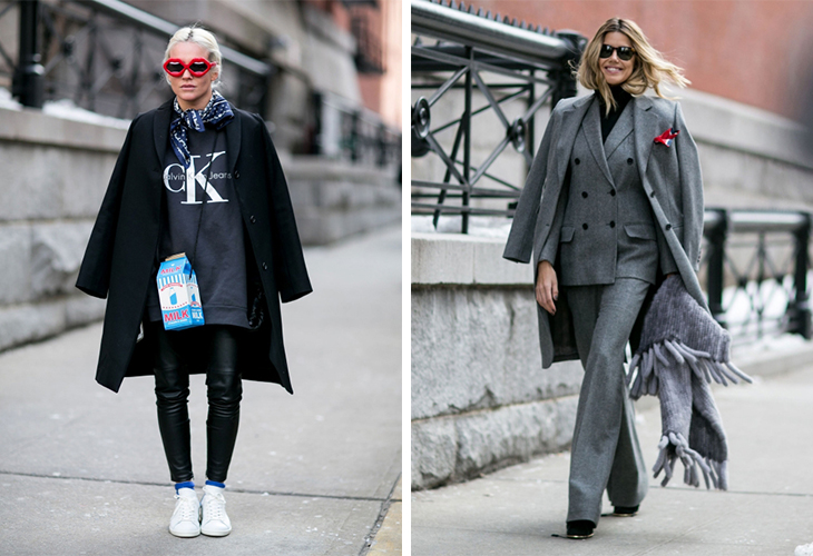Fashion Attacks New York Fashion Week top 5 outfit