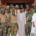Photos: President Jonathan paid a surprise visit to Maiduguri, Borno state