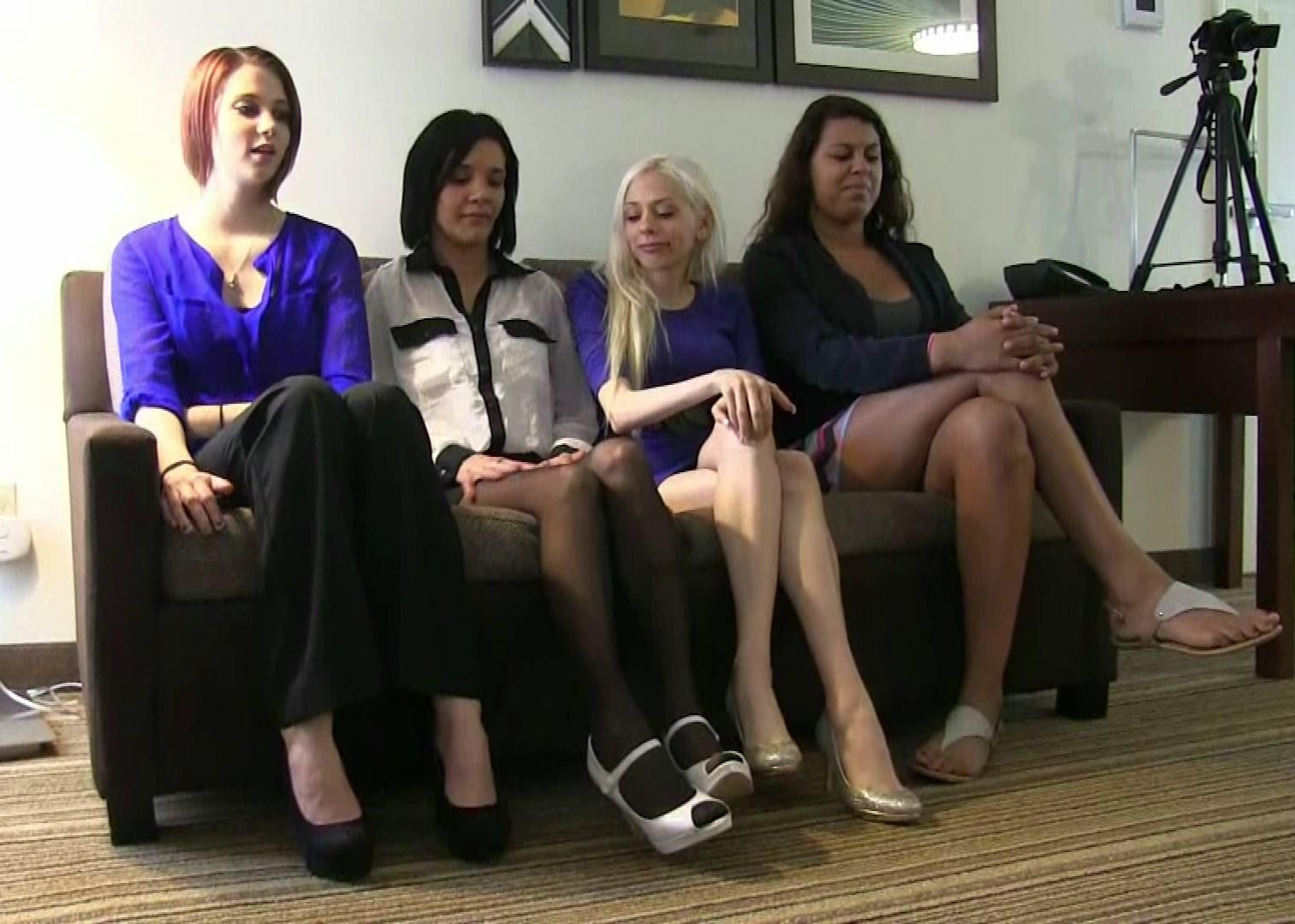 Beautiful women love black cock
