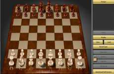 Juegos de ajedrez en 3d online: SparkChess