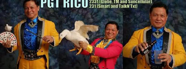 Rico the Magician Pilipinas Got Talent