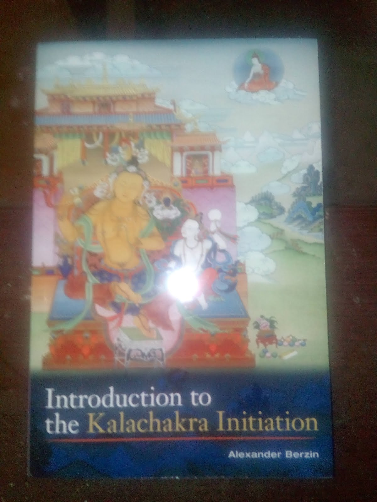 'Introduction to the Kalachakra Initiation' by Alexander Berzin.