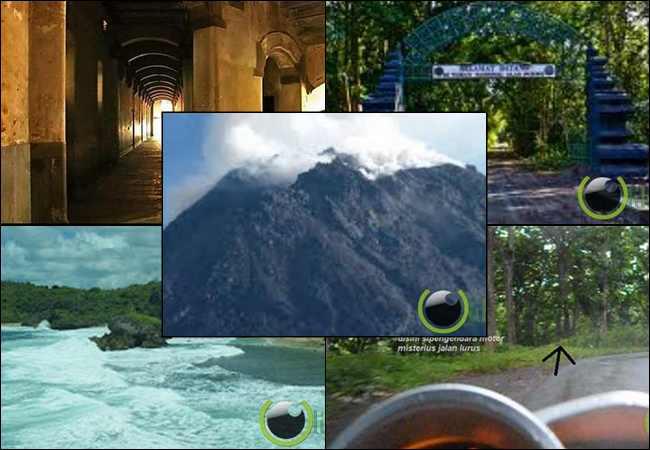 5 Tempat Keramat yang paling Misterius di Jawa Tengah