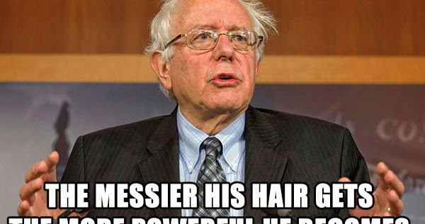 bernie sanders hair meme political memes bernie sanders hair meme video,Sam Elliott Memes