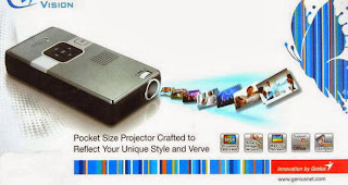 Proyektor Murah - Presentasi & Home Theater in One Gadget