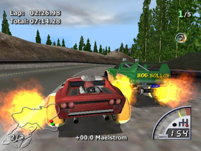 Rumble Racing PS2 ISO