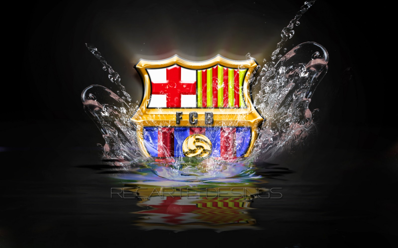 Soccer Wallpaper Barcelona Club Wallpapper