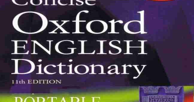 oxford dictionary english to english free download