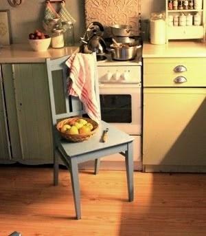 Detaljer fra kjøkkenet